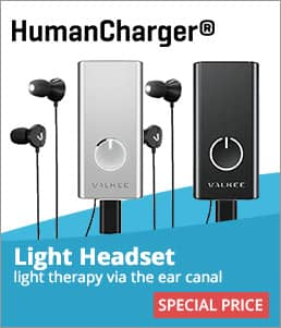 HumanCharger light headset