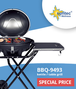 suntec bbq-9493 kettle / table grill