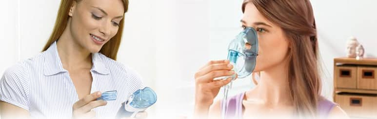 Respiratory Therapy, Omron