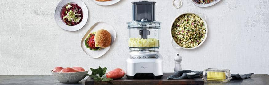 Kitchen machines and blenders