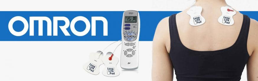 OMRON TENS/EMS Devices & Accessories