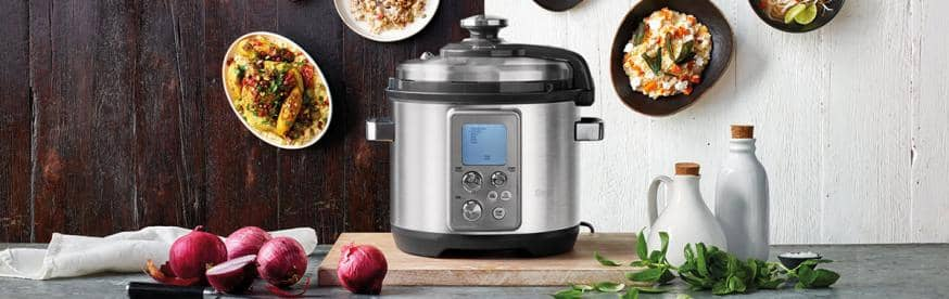 Rice & steam cooker