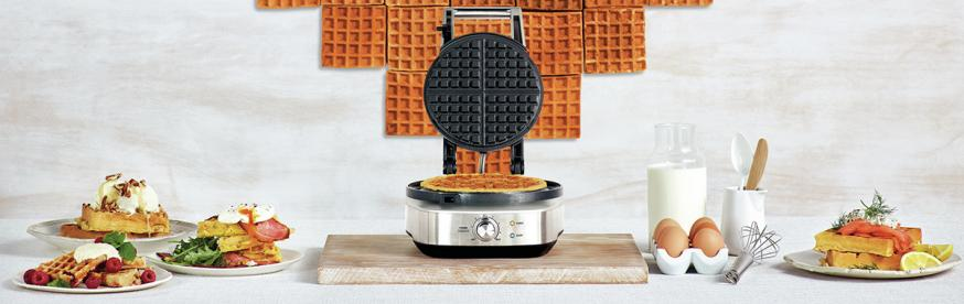 Barbecues & Waffle Makers