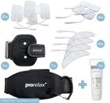 Prorelax 35164 accessory set for TENS and EMS devices