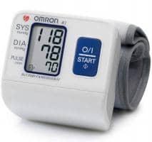 OMRON R1 Smart (HEM-6114-D) Wrist Blood Pressure Monitor