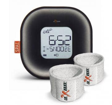 Return aXbo COUPLE CARBON METALLIC Sleep Phase Alarm Clock
