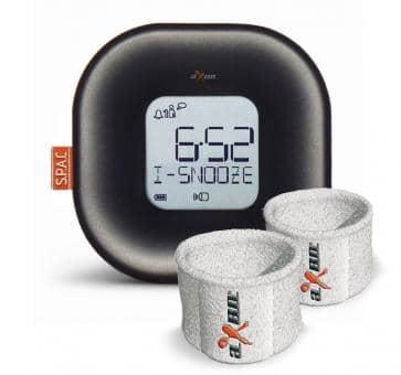 Return aXbo COUPLE CARBON METALLIC Sleep Phase Alarm Clock