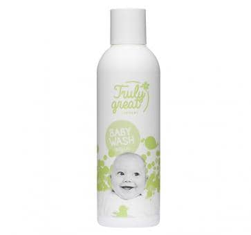 100% vegan baby wash for your baby's skin care