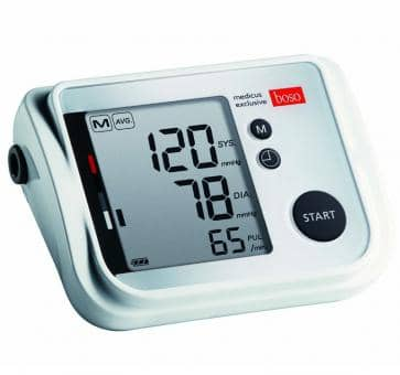 Return boso medicus exclusive Upper Arm Blood Pressure Monit