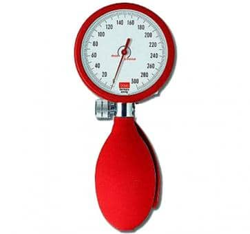 boso clinicus I Mechanical Blood Pressure Device red