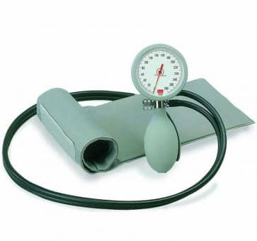 boso K2 Mechanical Blood Pressure Device with Velcro Cuff gr