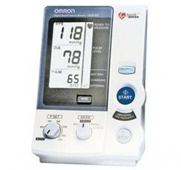 OMRON HEM 907 Upper Arm Blood Pressure Monitor