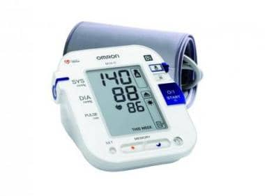 Return M10-IT (HEM-7080IT-E) Blood pressure monitoring for active prevention!