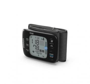 Return OMRON RS7 Intelli IT (HEM-6232T-D) Wrist Blood Pressure Moni