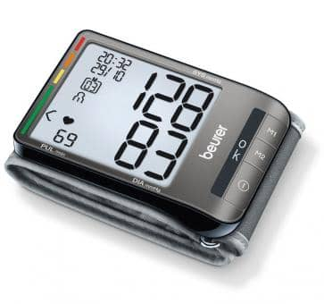 Return beurer BC 80 Wrist Blood Pressure Monitor