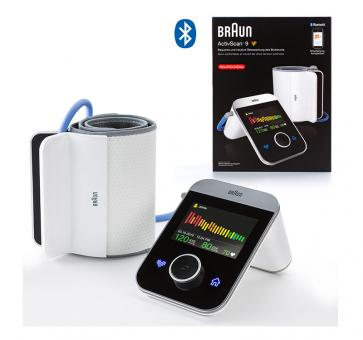 Braun ActivScan TM 9 Upper Arm Blood Pressure Monitor