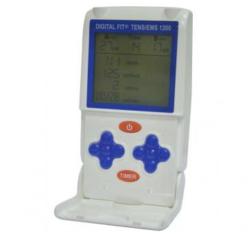 Digital Fit TENS/EMS 1200 Electrostimulation Device