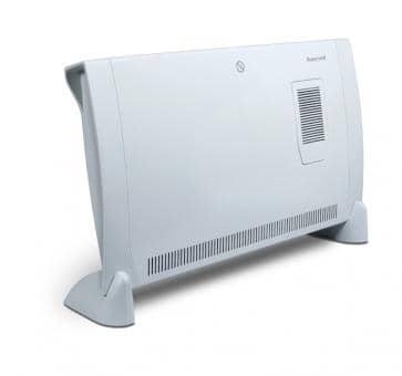 Honeywell HZ824E2 convector and turbo fan heater white
