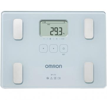 OMRON BF212 Body Composition Monitor (HBF-212-EW)