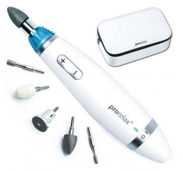 prorelax 41540 Manicure-Pedicure-Set perfect
