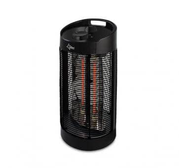 Suntec Heat Ray Carbon Tower 1200 OSC Carbon heater and fan