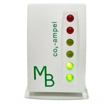 MB-Systemtechnik CO2-A 100 2 CO2-Light