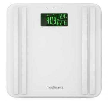 Medisana BS 465 Body analysis scales white