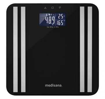 Medisana BS 465 Body analysis scales black