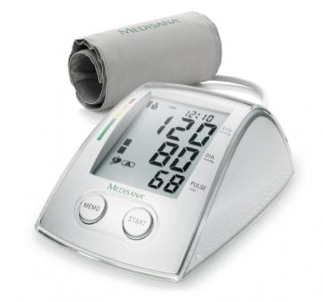 Medisana MTX Upper Arm Blood Pressure Monitor USB