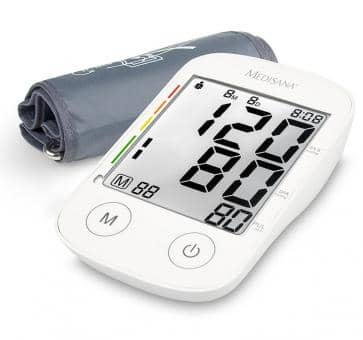 Medisana BU 535 Upper Arm Bloodpressure Monitor