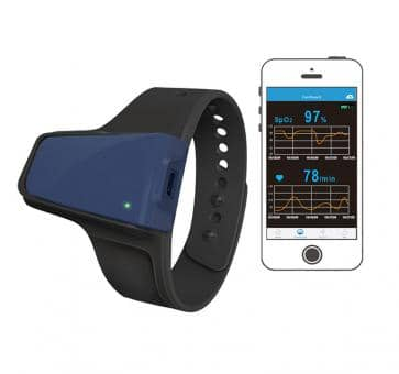 MedNovis SnoreO2 sleep monitor