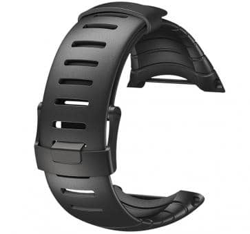 Suunto Core Standard Elastomer Strap all black