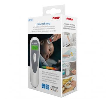 Return reer SoftTemp 3in1 Contactless Infrared Thermometer