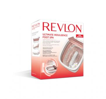 Revlon Ultimate Indulgence foot spa