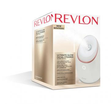 Revlon Ultimate Glow facial sauna