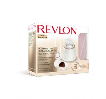 Revlon Ultimate Glow Ultrasonic facial cleaning brush
