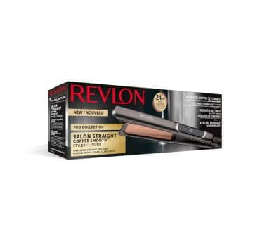 Revlon Pro Collection Salon Straight Copper Smooth straighteners