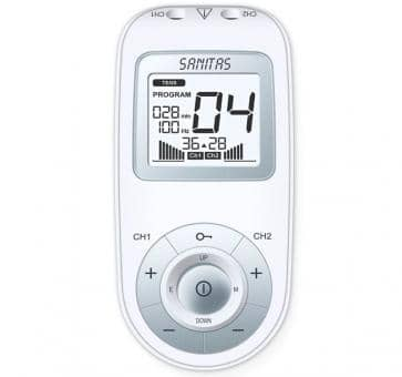 Return Sanitas SEM 43 Digital EMS/TENS Device
