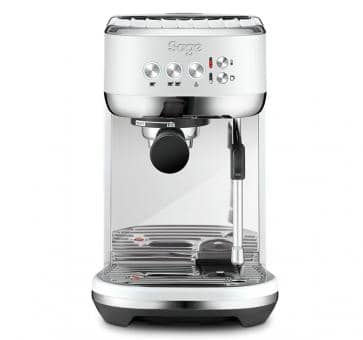 Sage The Bambino Plus Sea Salt Espresso Machine