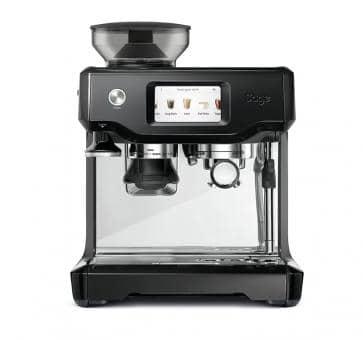 Sage the Barista Touch Espresso machine glossy black