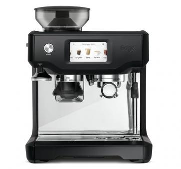 Sage the Barista Touch Espresso machine matt black
