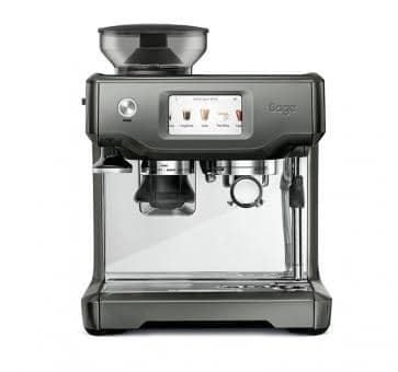 Sage the Barista Touch Espresso machine anthracite