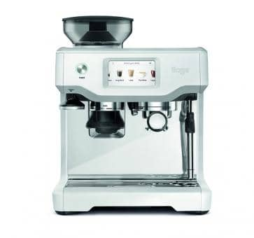 Sage the Barista Touch Espresso machine matt white