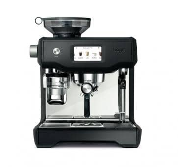 Sage the Oracle Touch Espresso machine matt black