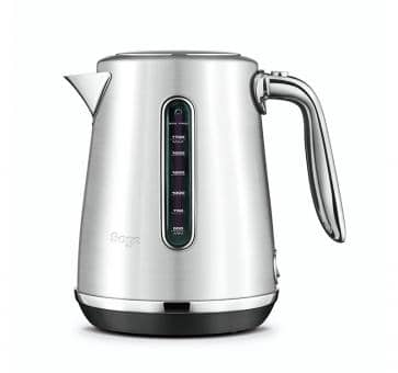 Sage the Soft Top Luxe Kettle stainless steel