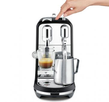 Sage The Creatista Plus Nespresso Machine Black
