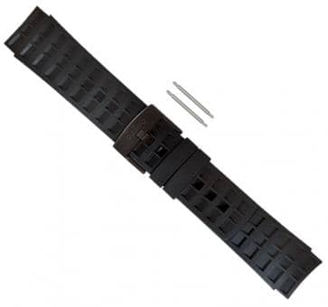 Suunto Elementum Terra All Black Rubber Strap Kit