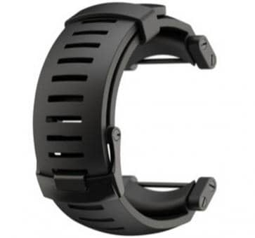 Suunto Core Black Rubber Strap
