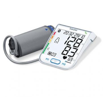 Return beurer BM 77 Upper Arm Blood Pressure Monitor with Bl