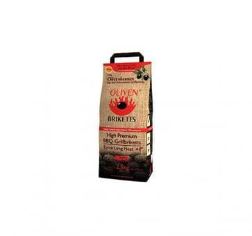 Olivenbriketts Original barbecue briquettes 2,5 kg